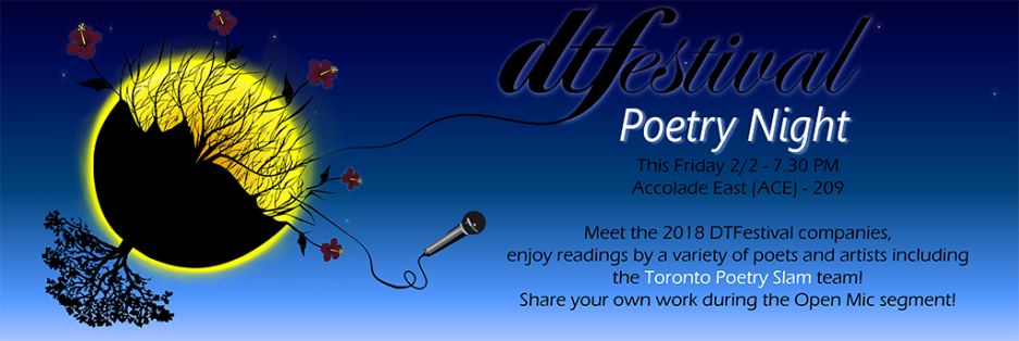 DTFestival header Poetry NightUpdated